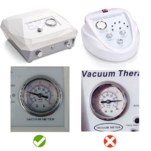 comparaison vacuum therapy machines