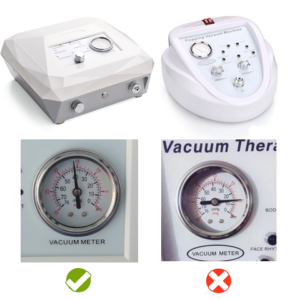 comparison between vacuum therapy machines