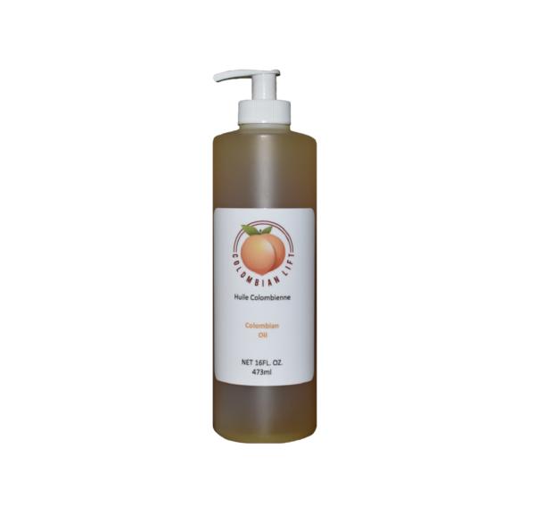 huile à massage